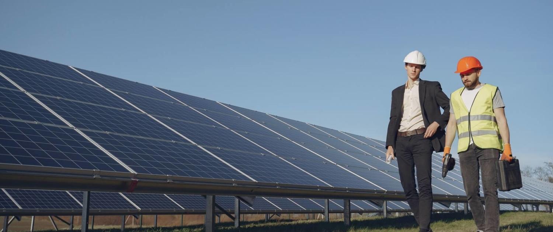 Solaranlagen-Installateur